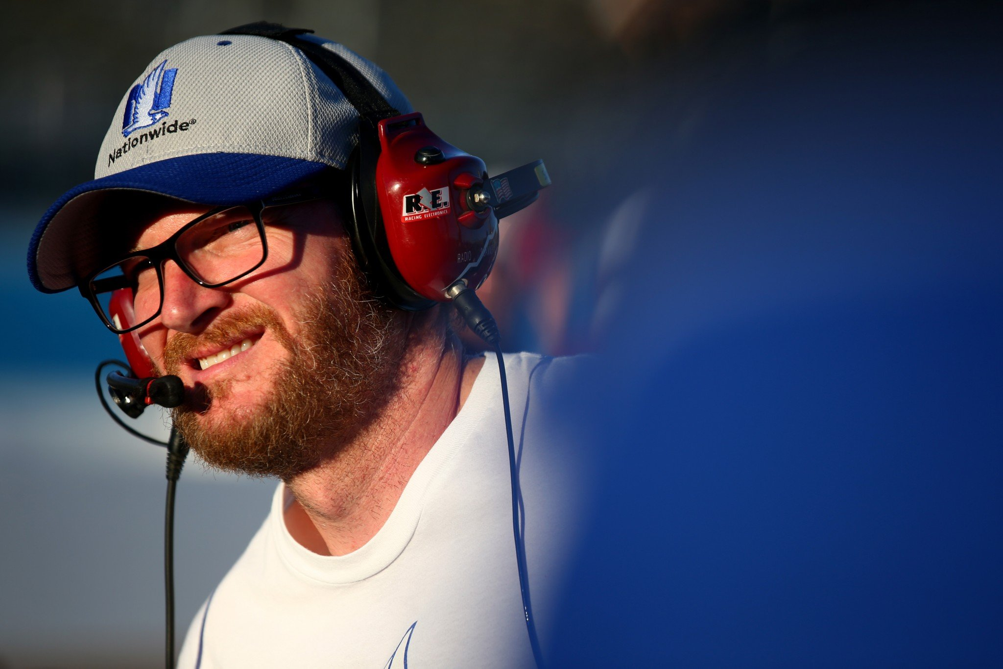 Dale Earnhardt Jr. didn't compete in the final 18 races of the 2016 season. (Getty)