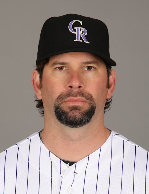 Todd helton colorado rockies major league baseball for Todd helton