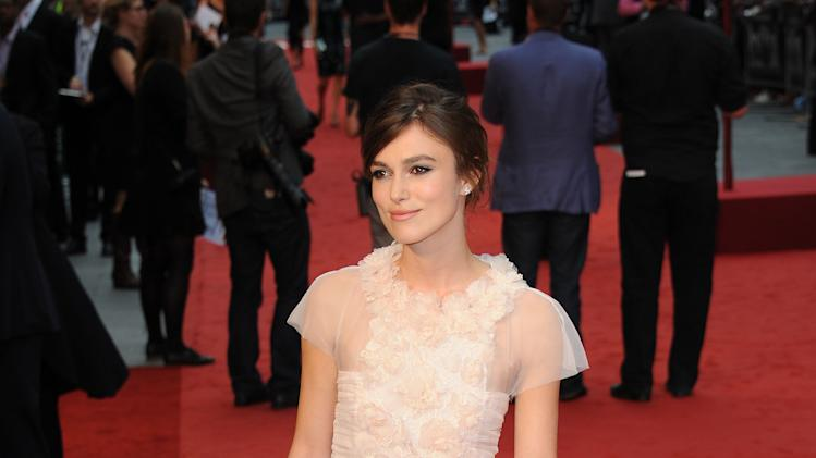 Anna Karenina - UK Film Premiere