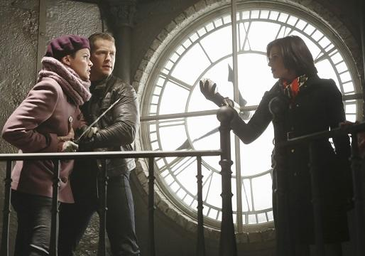 Once Upon a Time @ PaleyFest: Scoop on Dark Snow, Storybrooke's First Days and the Finale