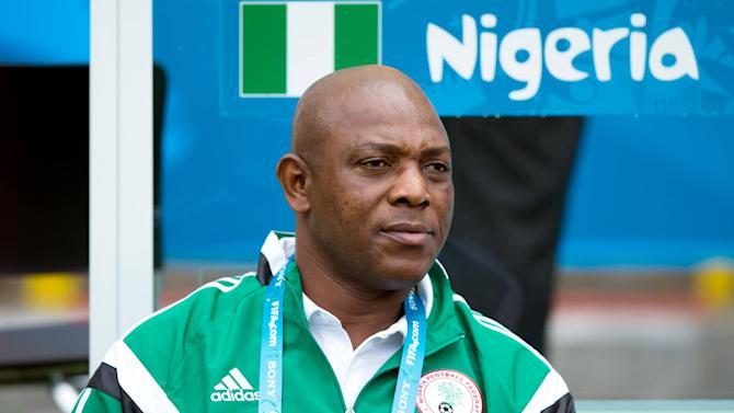 World Cup - Keshi quits as Nigeria coach