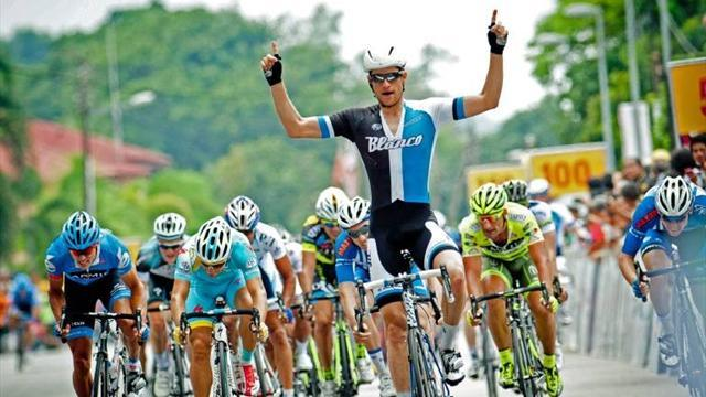 Cycling - Bos makes it two from two in Malaysia