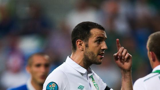 John O'Shea admitted his side were 'gutted' with their 6-1 defeat