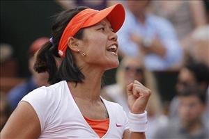 Li Na wins French Open, 1st major for Chinese