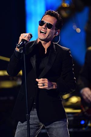 Marc Anthony, Ex-Menudo Singer Lead Latin Grammys