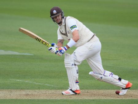 Cricket - LV= County Championship - Division Two - Surrey v Essex - The Kia Oval
