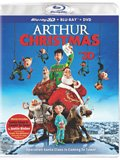 Arthur Christmas Box Art