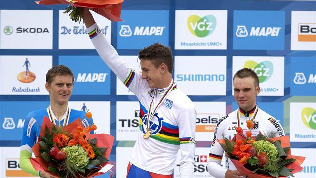 Svendsen wins junior ITT gold