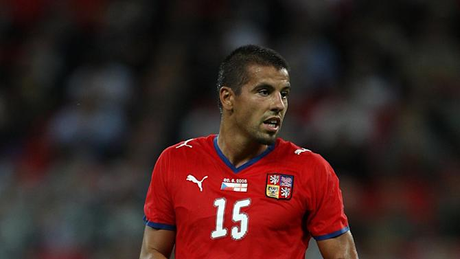 Czech Republic player Milan Baros has retired from international football