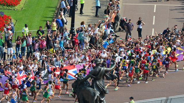 Athletics - London Marathon 'will bring people together'