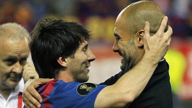 La Liga - Barca: Hands off our players, Pep
