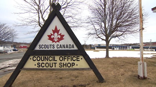 The City of St. John's Scouts Canada office. (CBC)