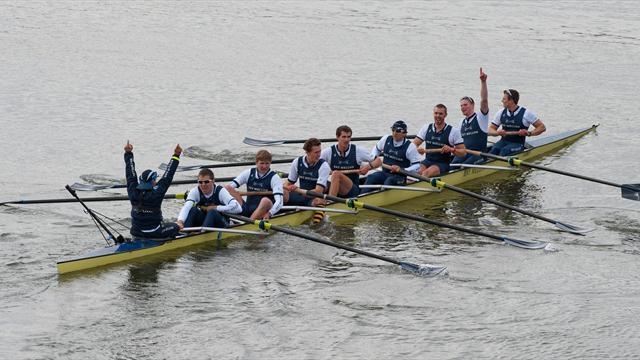 Rowing - London Olympian Louloudis targetting hat-trick of Boat Race wins