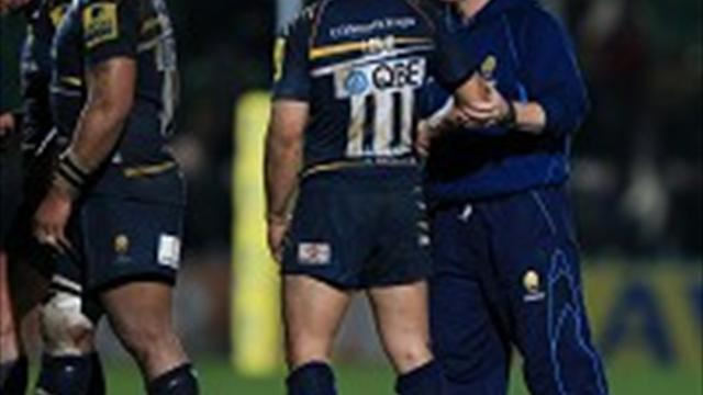 Rugby - Hill rues yellow card
