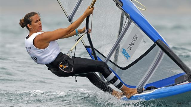Van Rijsselberg and Neira win as windsurfing bows out of Olympics