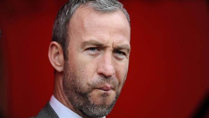 League One - Shaun Derry 'saddened' by Notts County exit