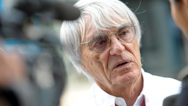 Formula 1 - Ecclestone has 'a thousand ideas' for F1