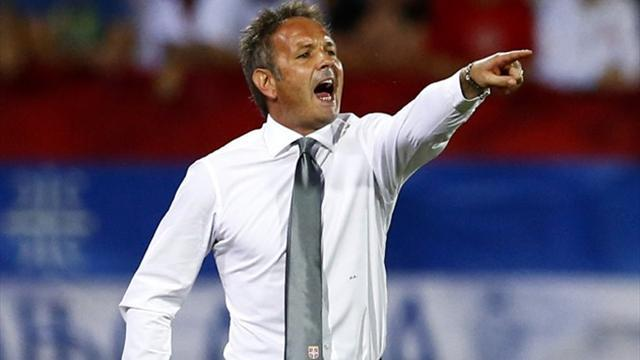 World Cup - Serbia will enjoy Croatia challenge, says Mihajlovic