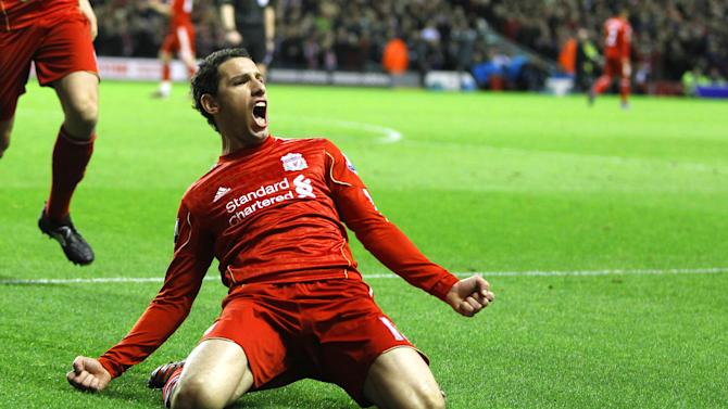 Maxi Rodriguez became a fans' favourite despite struggling to hold down a regular starting place