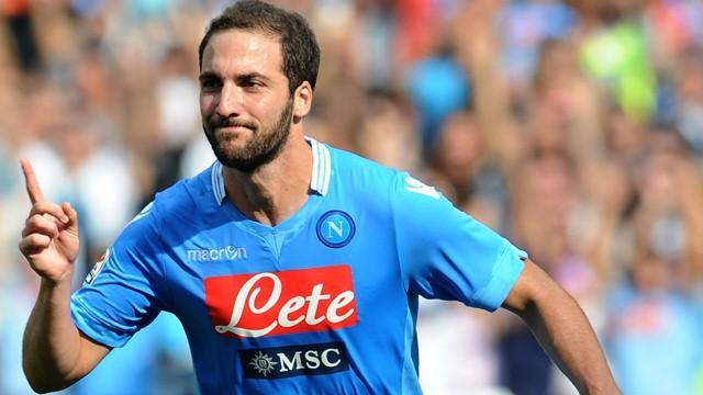 Serie A - Mertens double gives Napoli win