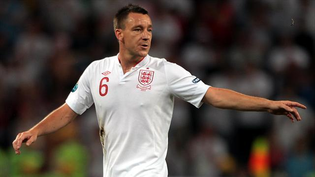 World Cup - Hodgson: No England return for retired Terry