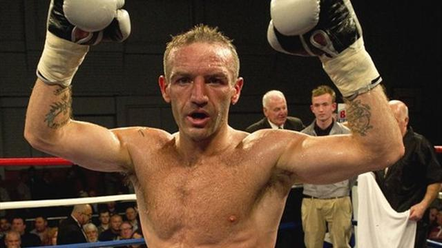 Boxing - Troubled Harrison to challenge Walsh