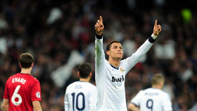 Champions League - Evra: 'Love' could put Ronaldo off