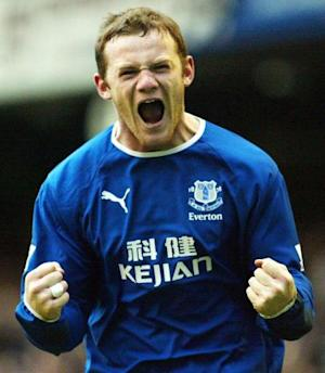 David Moyes has praised former Everton striker Wayne Rooney, pictured