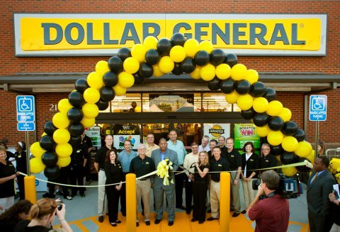 Dollar General celebrates the opening of its 11,000th store. (Photo: Business Wire)  Multimedia Gallery URL