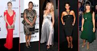 Glam Slam - The Friday Five -- Getty Images
