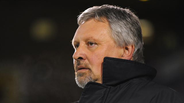 Football - Sturrock: It's only half-time