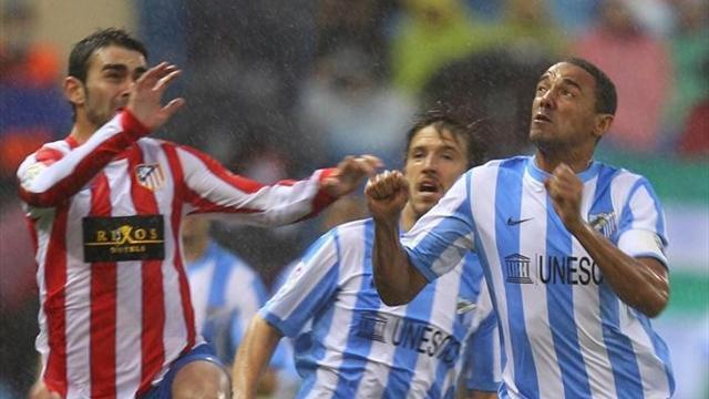 Atletico, Malaga prize money witheld by UEFA