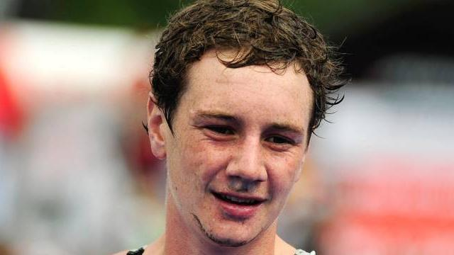 Olympic Games - Brownlee wins on return at Abu Dhabi International
