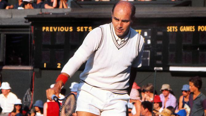 Tennis - Ex-tennis star Bob Hewitt sentenced to six years for rape in South Africa