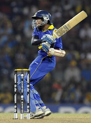 Tillakaratne Dilshan finished on 102 not out as Sri Lanka defeated New Zealand by seven wickets