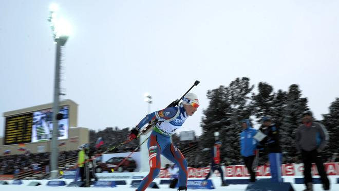 Finland's Kaisa Makarainen Competes AFP/Getty Images