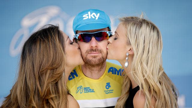 Cycling - Wiggins seals California win as Cavendish claims last stage