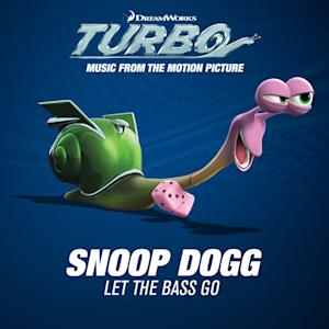 Snoop Dogg Gets Animated in 'Let the Bass Go' - Song Premiere
