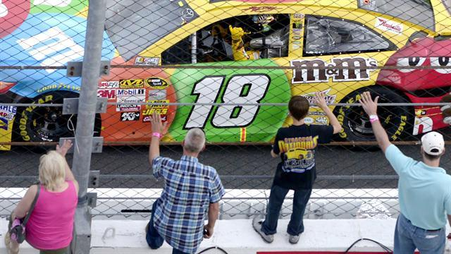 Horrific NASCAR crash raises fan safety concerns