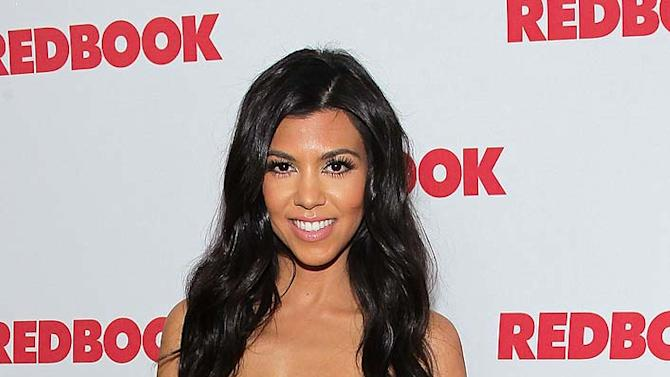 Kourtney Kardashian Redbook Event