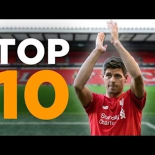 Top 10 Moments that Made... Liverpool
