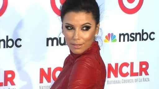 Fashion Time Warp: Eva Longoria