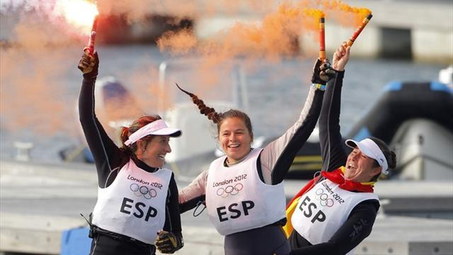 Spain win Olympic Elliott gold from Australia