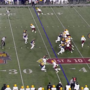 Highlights: Cal football comes back against Arizona State