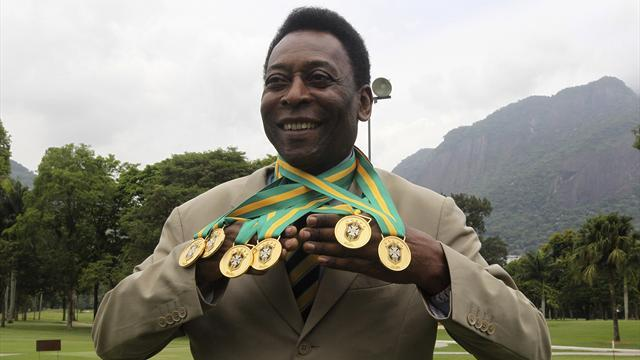 World Cup - Pele 'would be inferior' if he played today