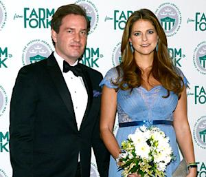 Princess Madeleine of Sweden Gives Birth to Baby Girl With Husband Christopher O'Neill