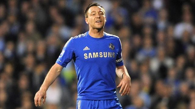 Premier League - Injured Terry sits out tour