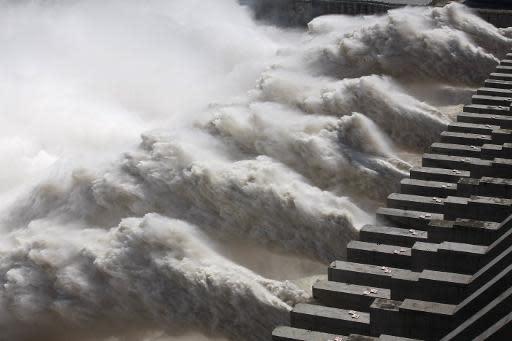 Presa de las Tres Gargantas bate récord mundial de producción hidroeléctrica