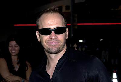 Premiere: NKOTB Dirty Dawg Donnie Wahlberg at the Westwood premiere of Dimension's Jay and Silent Bob Strike Back - 8/15/2001
