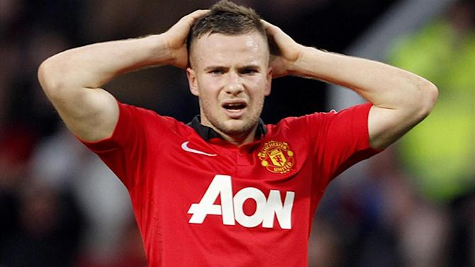Premier League - Does this picture spell the end for Tom Cleverley at Manchester United?